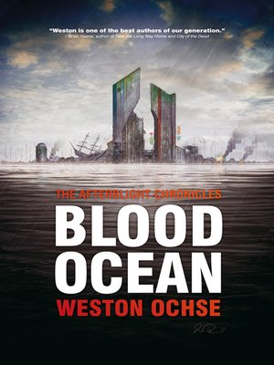 cover image of Blood Ocean