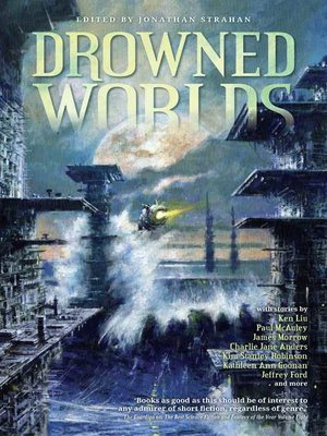cover image of Drowned Worlds