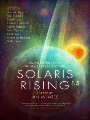cover image of Solaris Rising 1.5