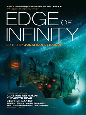 cover image of Edge of Infinity