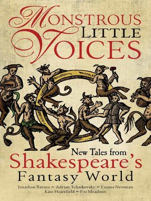 cover image of Monstrous Little Voices