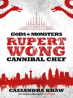 cover image of Rupert Wong, Cannibal Chef