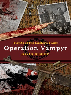 cover image of Operation Vampyr