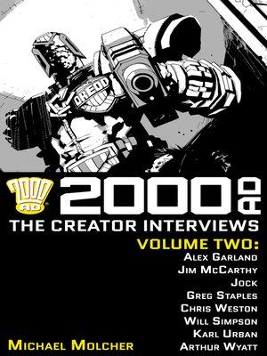 2000 ad creator interviews series overdrive rakuten overdrive