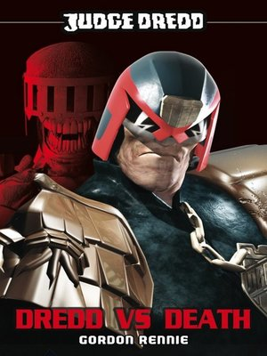 cover image of Dredd VS Death