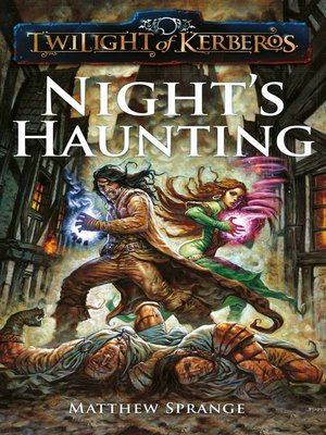 cover image of Night's Haunting