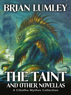 cover image of The Taint and Other Novellas