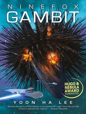 cover image of Ninefox Gambit