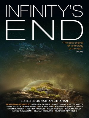 cover image of Infinity's End
