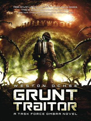 cover image of Grunt Traitor