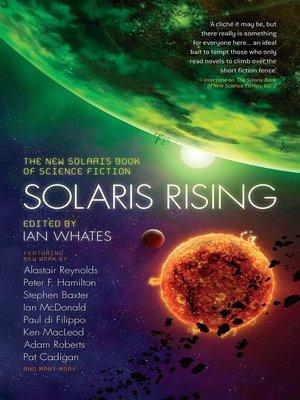 cover image of Solaris Rising