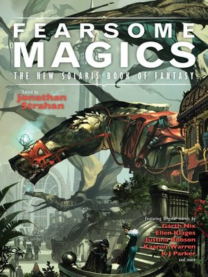 cover image of Fearsome Magics