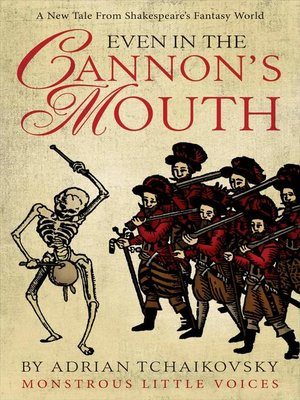 cover image of Even in the Cannon's Mouth