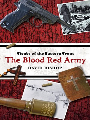 cover image of Blood Red Army