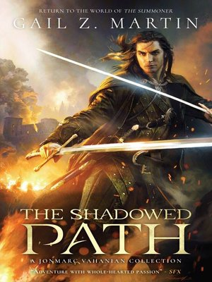 cover image of The Shadowed Path