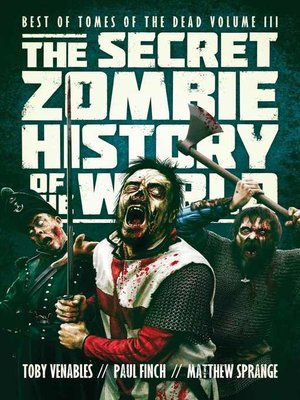 cover image of The Secret Zombie History of the World