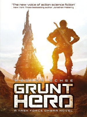 cover image of Grunt Hero