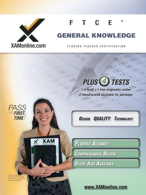 cover image of FTCE General Knowledge