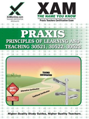 praxis principals of learning and teaching 30521  30522 Math Praxis Study Guide For Elementary Education Praxis Study Guide