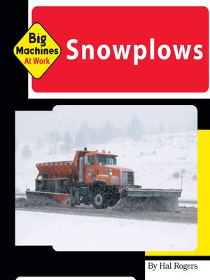 cover image of Snowplows
