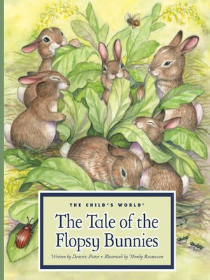 cover image of The Tale of the Flopsy Bunnies