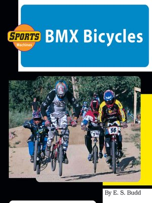 cover image of BMX Bicycles