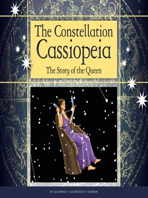 cover image of The Constellation Cassiopeia