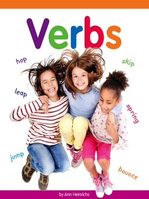 cover image of Verbs