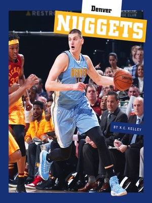 cover image of Denver Nuggets