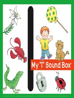 cover image of My 'l' Sound Box