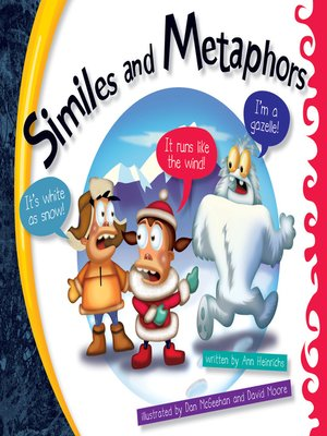 cover image of Similes and Metaphors