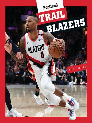 cover image of Portland Trail Blazers