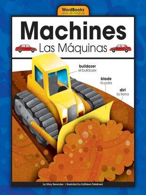 cover image of Machines/Las Maquinas