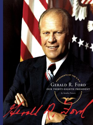 cover image of Gerald R. Ford
