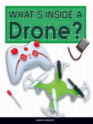 cover image of What's Inside a Drone?