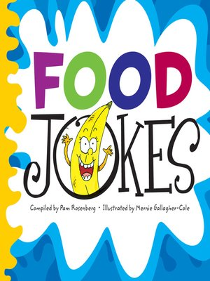 cover image of Food Jokes