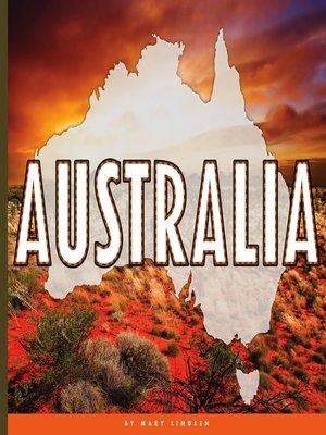 cover image of Australia