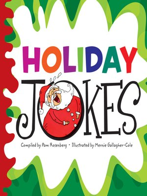 cover image of Holiday Jokes