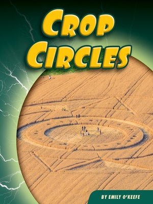 cover image of Crop Circles