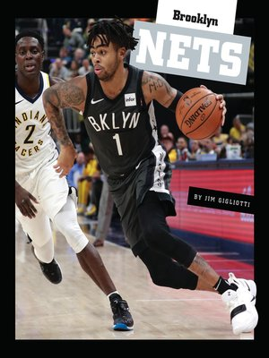 cover image of Brooklyn Nets