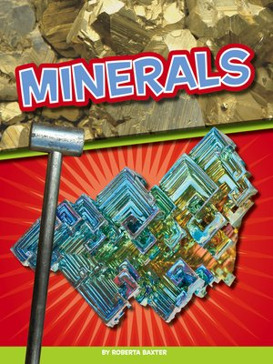 cover image of Minerals