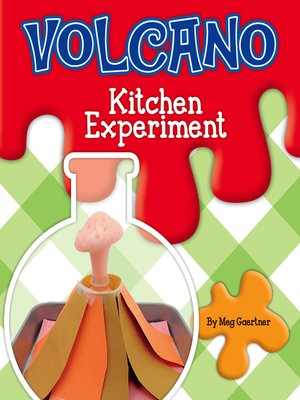 cover image of Volcano Kitchen Experiment