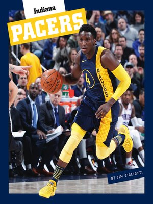 cover image of Indiana Pacers