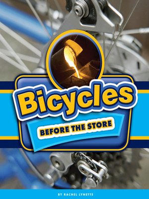 cover image of Bicycles Before the Store
