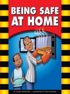 cover image of Being Safe at Home