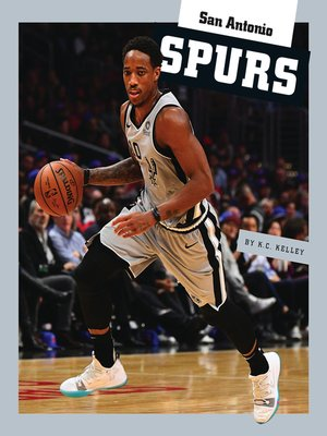 cover image of San Antonio Spurs