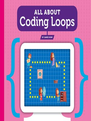 cover image of All about Coding Loops
