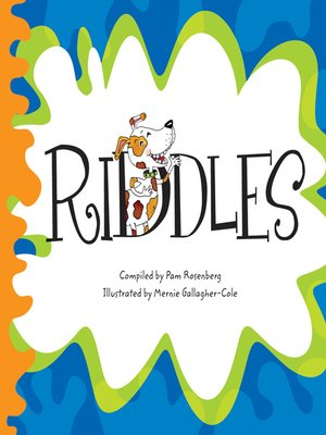 cover image of Riddles