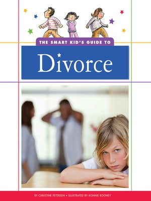 cover image of The Smart Kid's Guide to Divorce