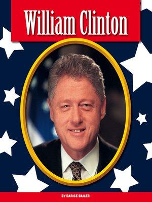 cover image of William Clinton